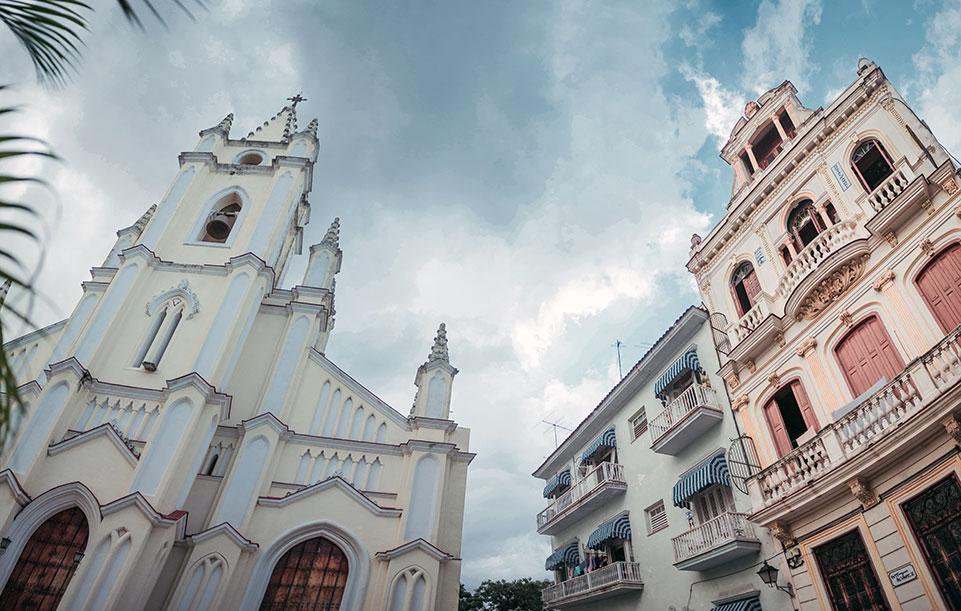 Exterior view - Photo from the  Casa Prado / Hostal del Ángel website