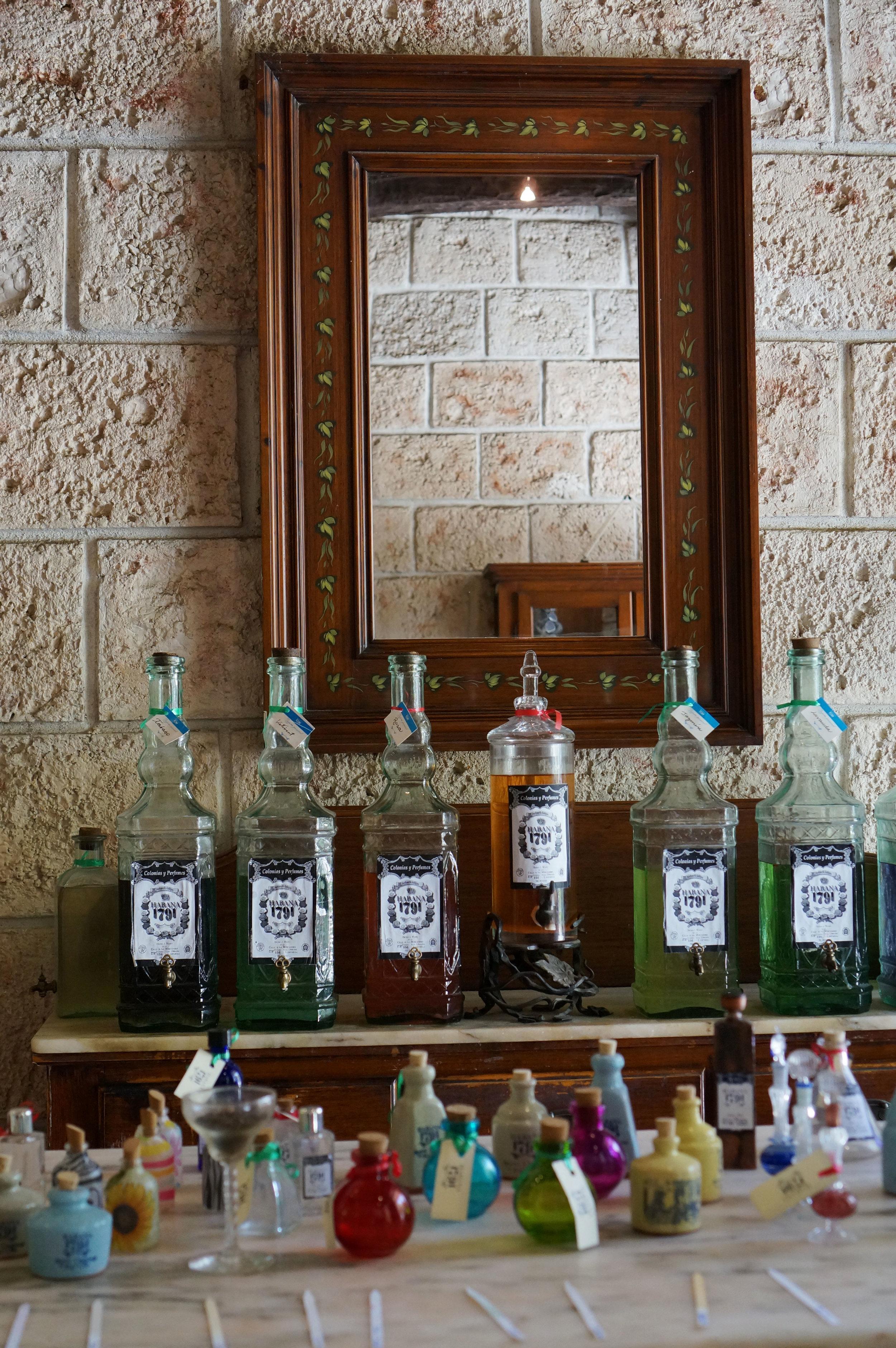 Habana 1791 - A perfumeria in Havana Vieja