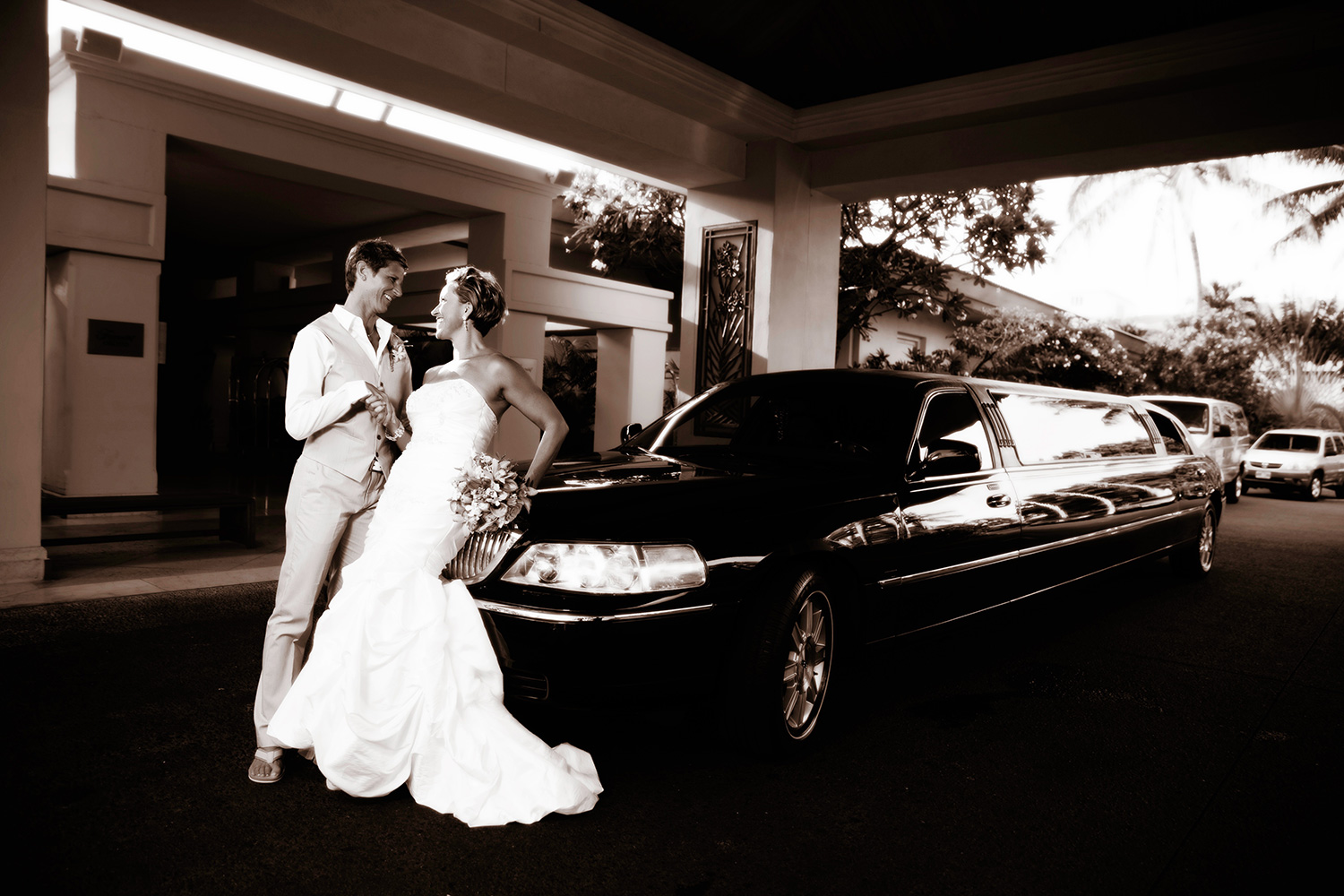 Wedding Video - Our wedding videos are contemporary timeless movie productions that capture the essence of your wedding day.