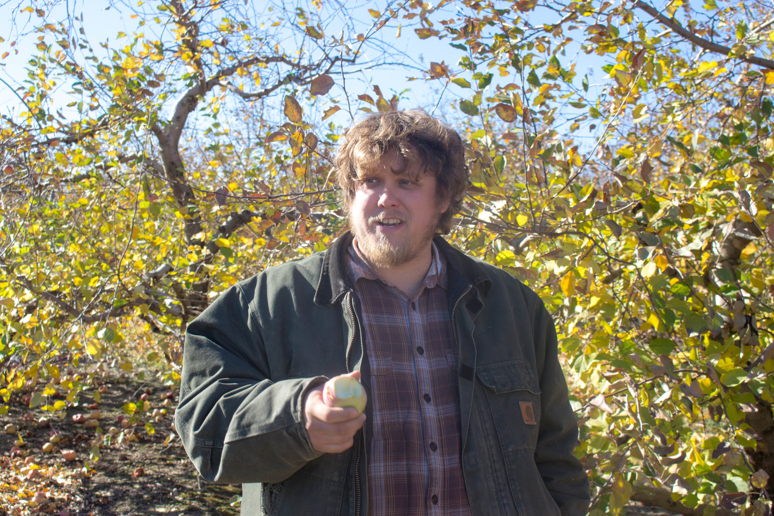 Artisan Situation Podcast  EP 002: Ben Wenk of Three Springs Fruit Farm & Ploughman Cider