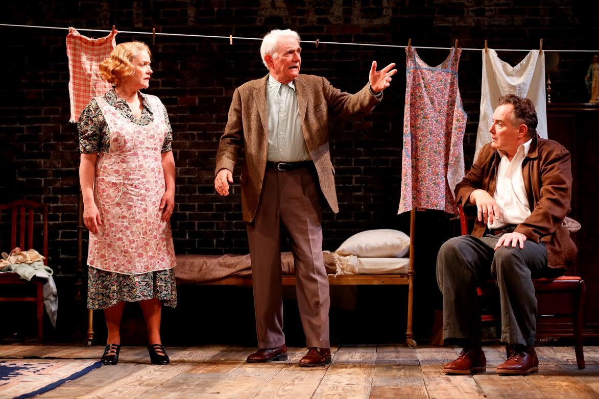 Deirdre Madigan (Peggy), Richard Kline (Andie), Sean Cullen (George)