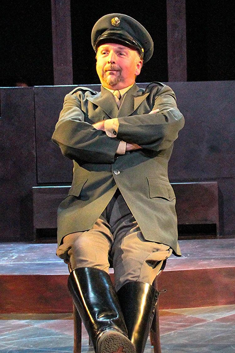 Donald E. Birely as Juan