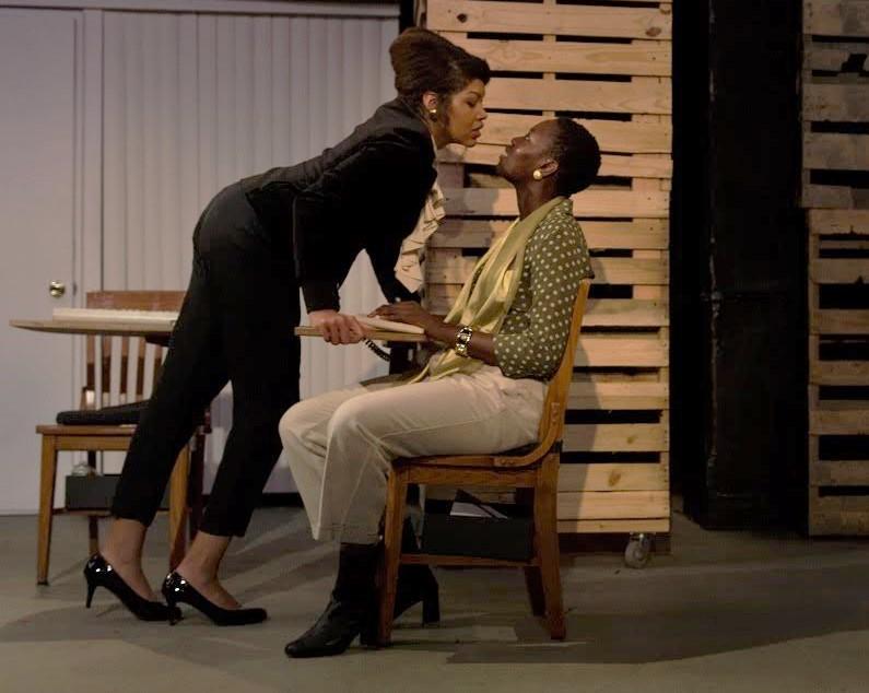 Chalia La Tour (Susan Curtis), Shaunette Renee Wilson (Dawn Midnight)