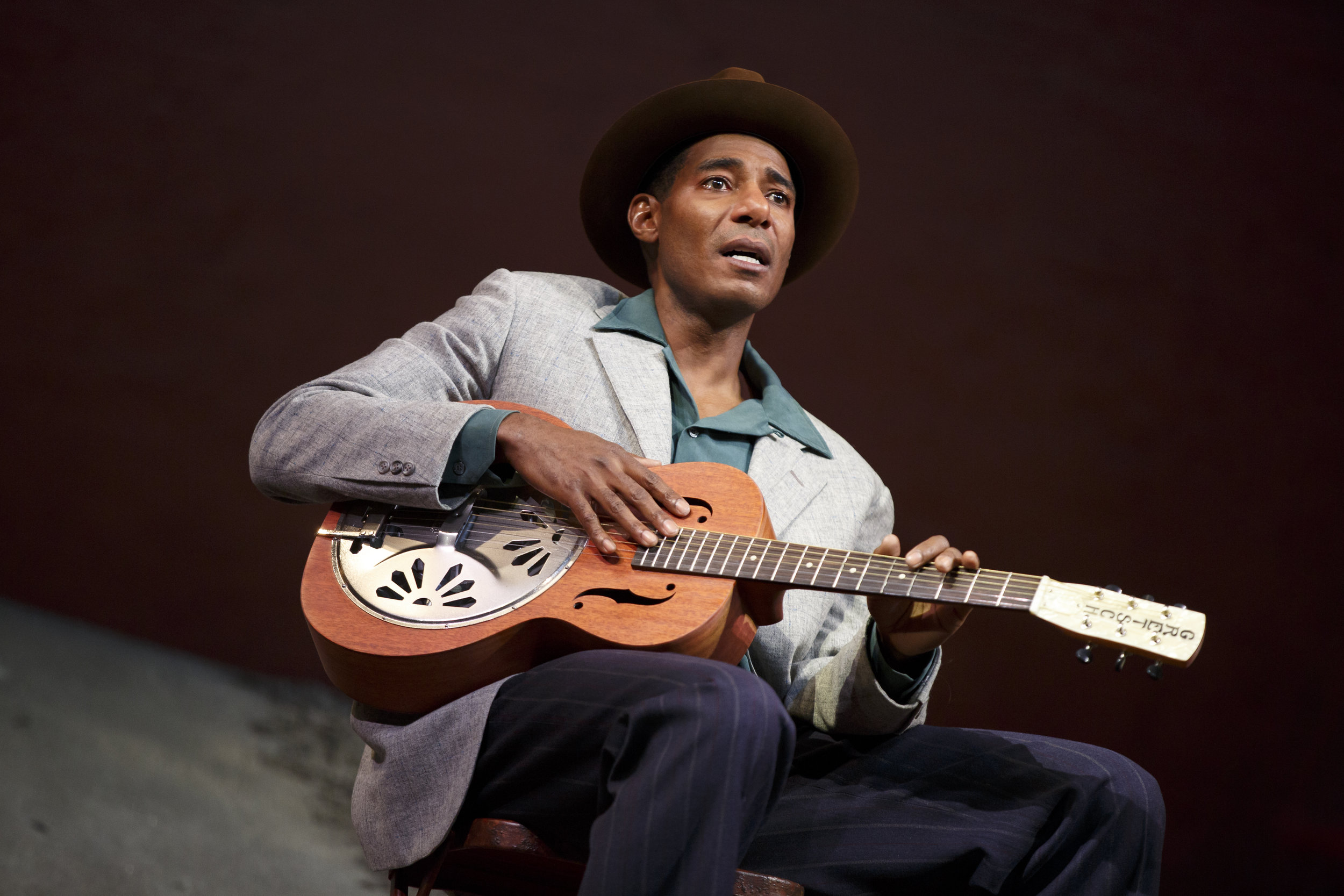 "Floyd ""Schoolboy"" Barton (Billy Eugene Jones) (photo: Joan Marcus)"
