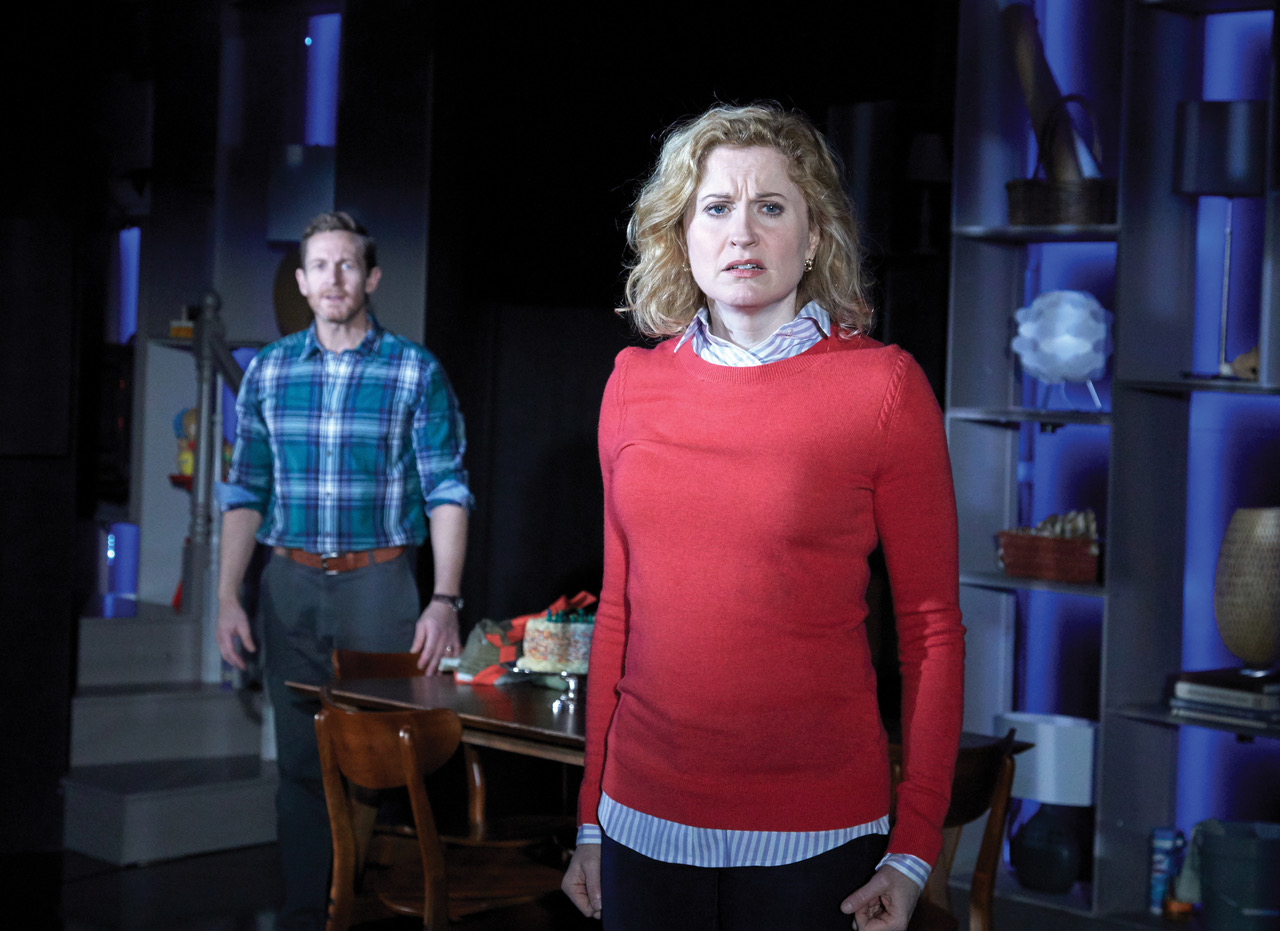 Dan (David Harris), Diana (Christiane Noll)
