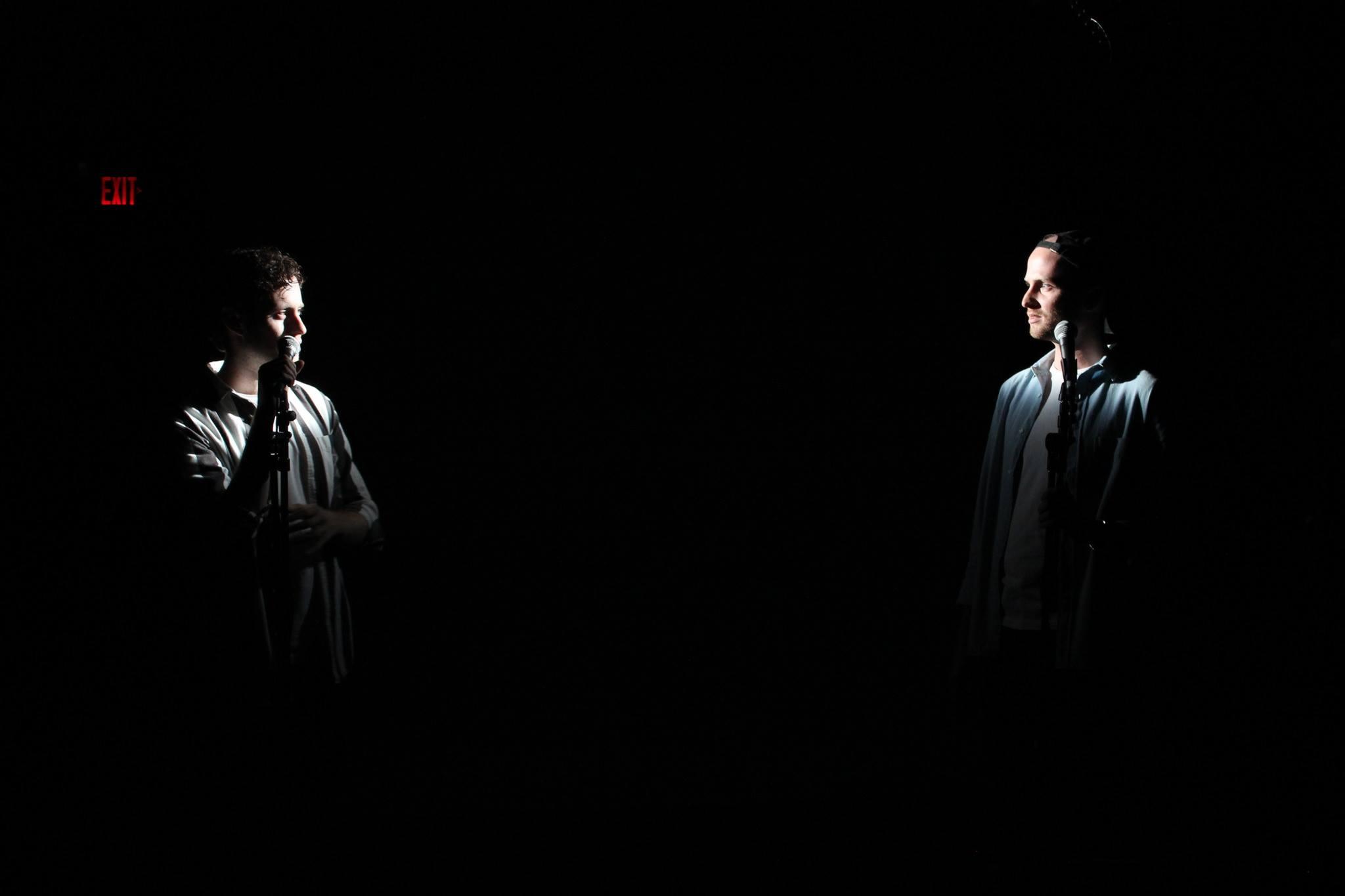 Patrick Foley, Michael Breslin (photos by Brittany Bland)