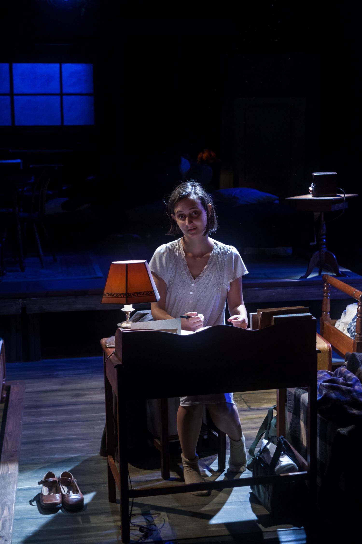 Anne Frank (Isabelle Barbier)
