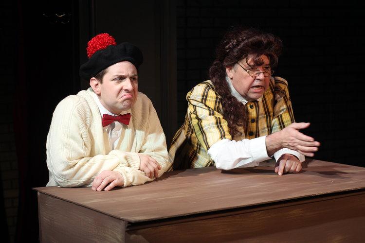 Clown #2 (Matt Densky), Clown #1 (Jim Schilling)