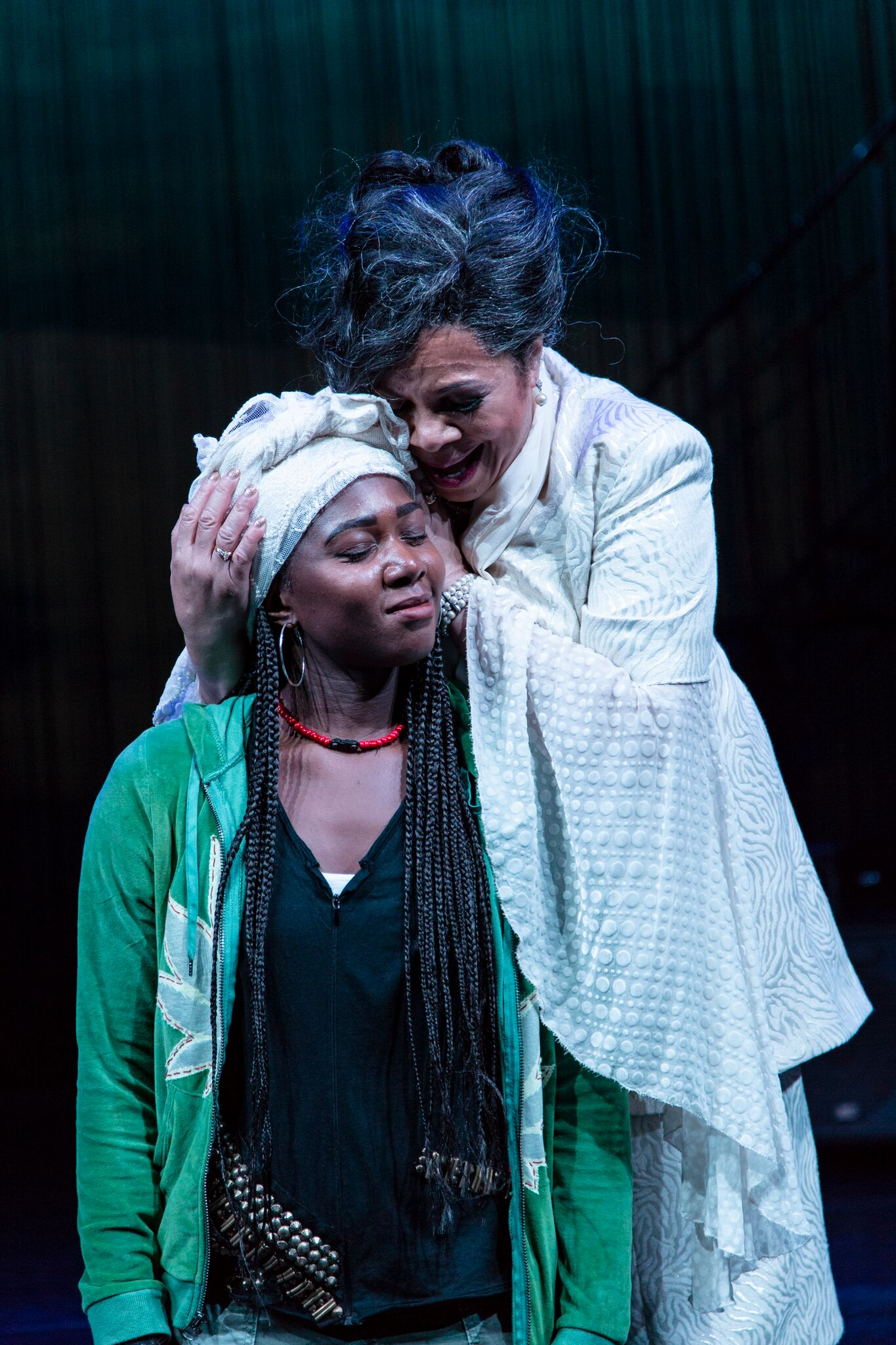 Yolanda (Gabrielle Beckford), Mother Shaw (Shari Addison)
