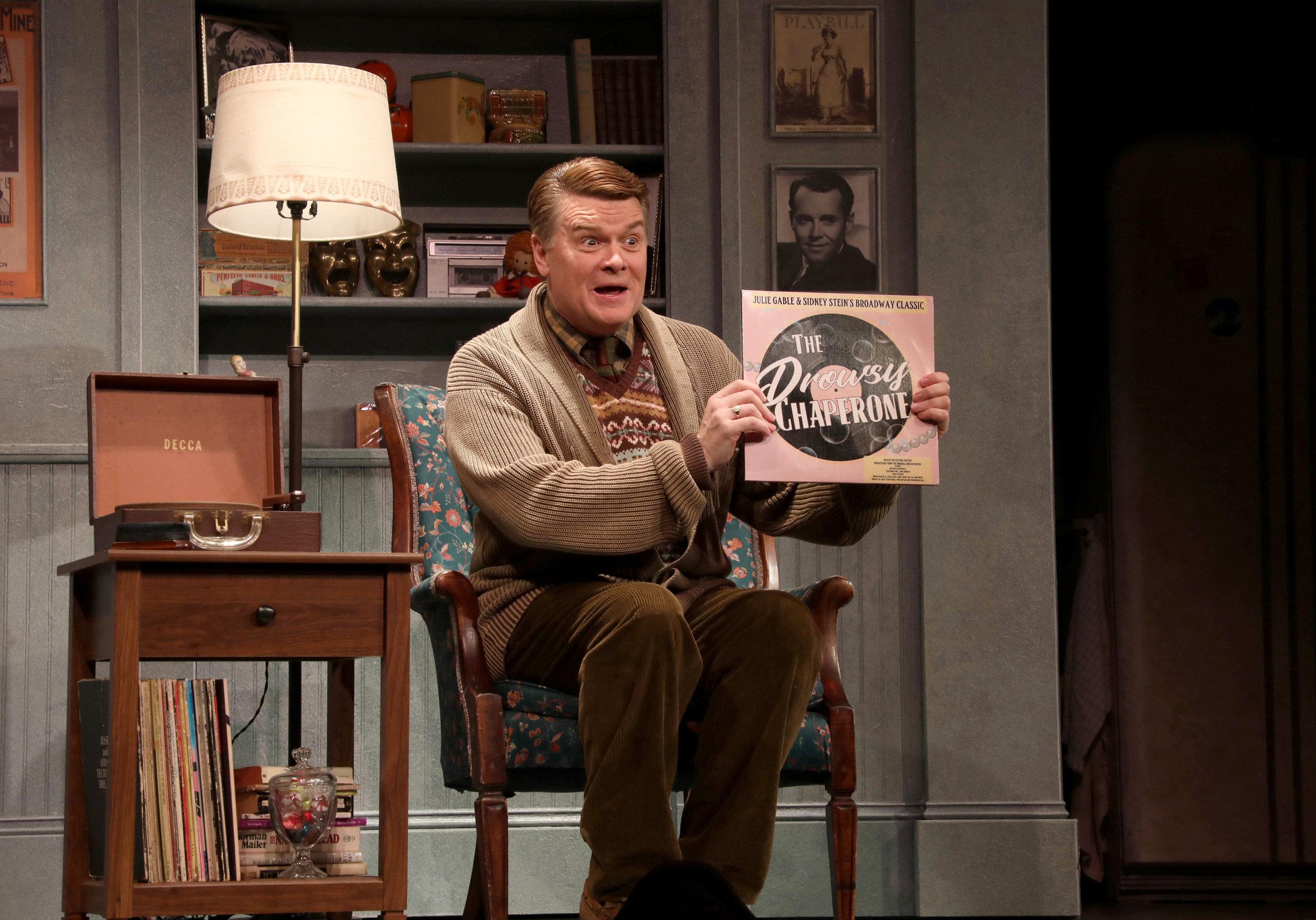 Man in Chair (John Scherer)