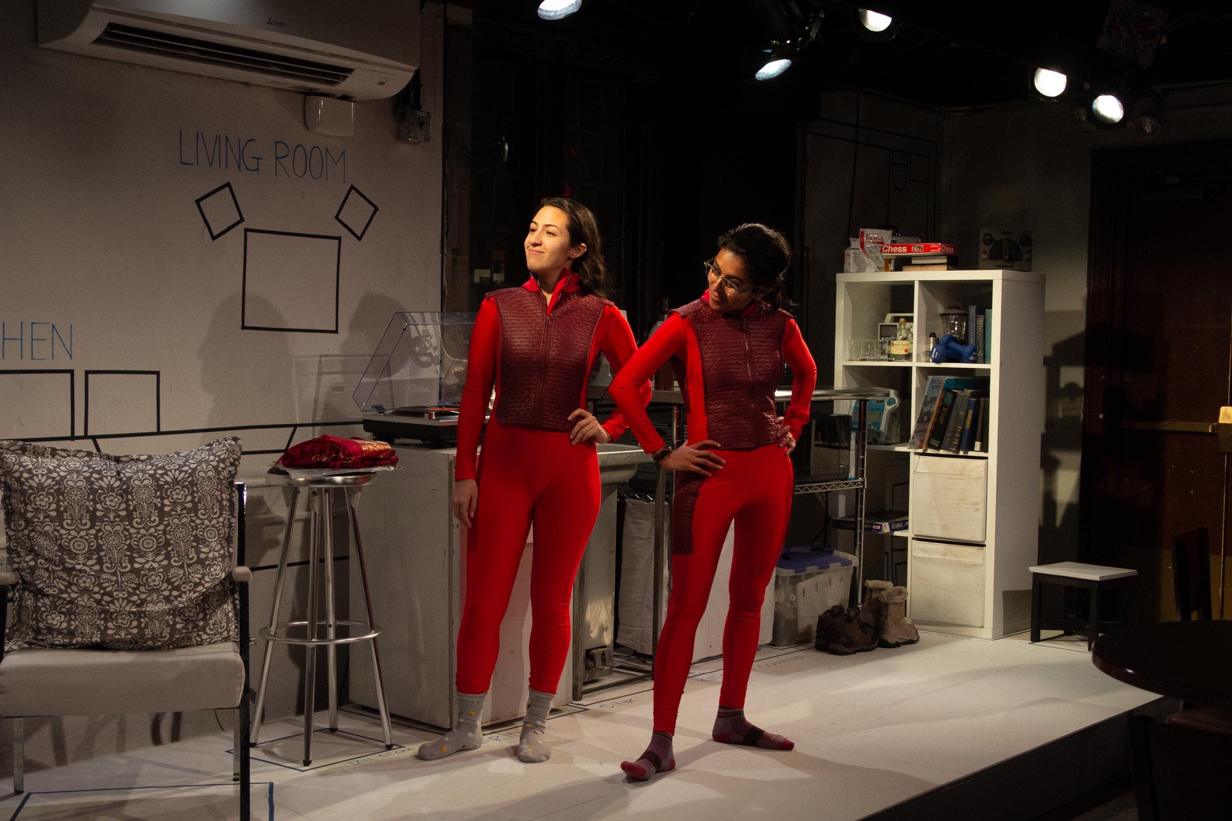 Belcalis (Karina Nuñez), Tanvi (Disha Patel)