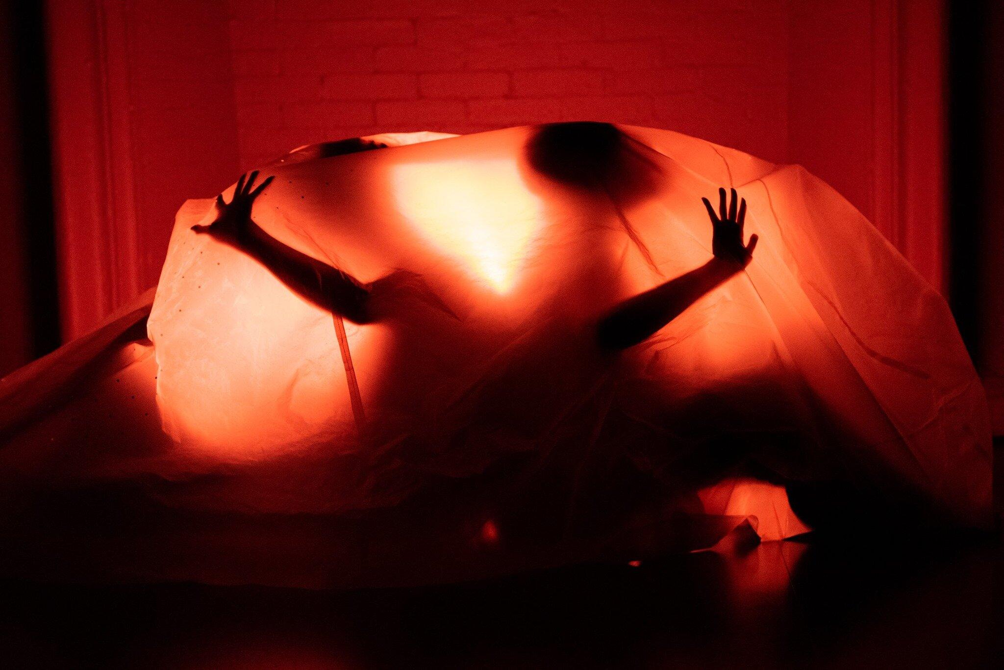 benjisun presents bodyssey at Yale Cabaret, October 3-5, 2019 (photos by Blaq Pearl Photography)