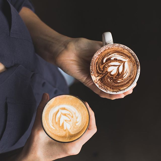 How a hot cup of coffee can change the mood and evoke fond memories of rainy days. Come and indulge 📷 @janerussellphoto