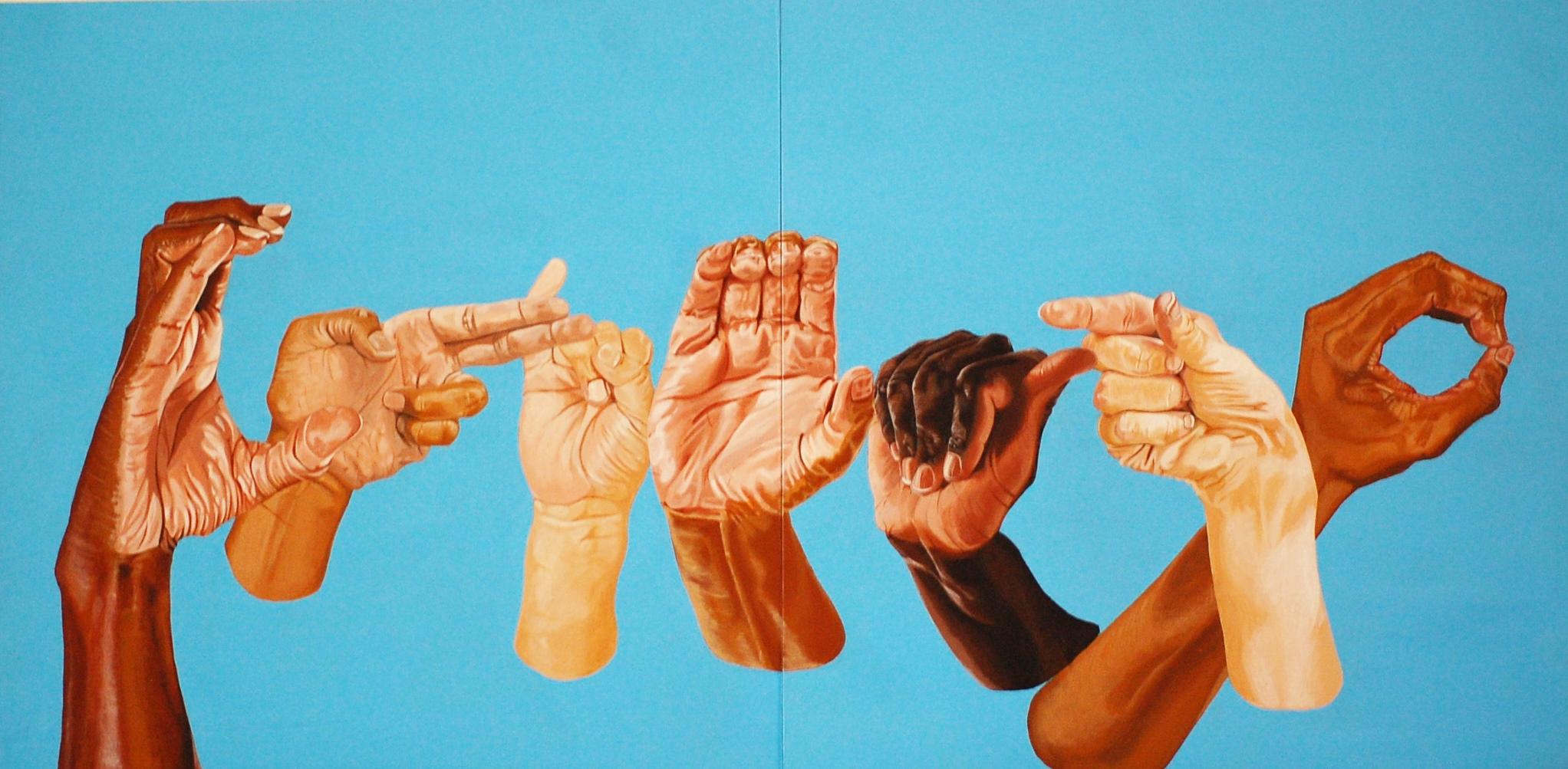 """C.H.I.C.A.G.O. Sign Language"" 2014"