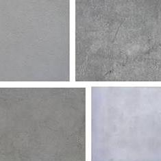 Plain concrete types & textures Wellington
