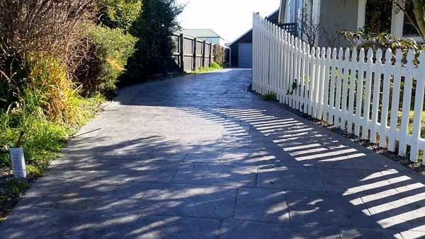 Stamped Concrete Wellington