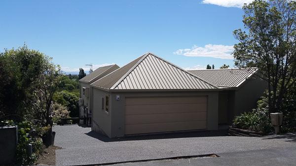 Cashmere Hills Driveway Christchurch NZ