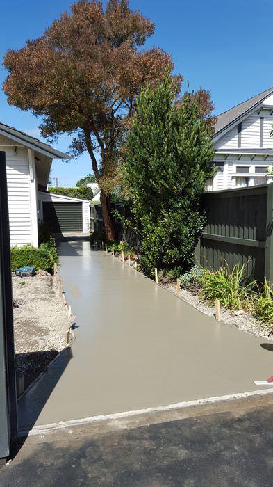 Plain Concrete Christchurch NZ