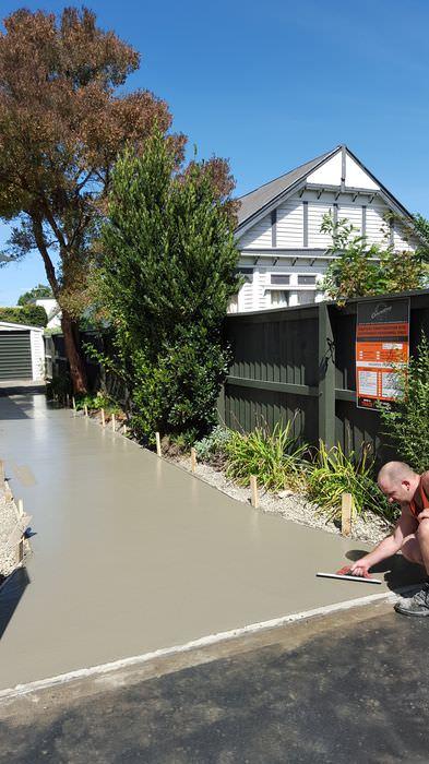Plain Concrete Christchurch