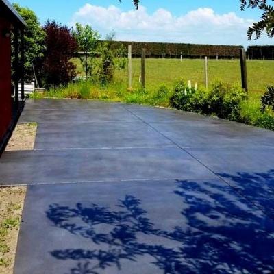 Coloured Concrete
