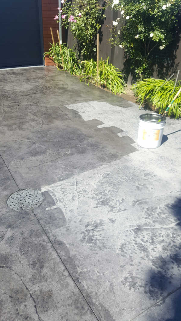Concrete rejuvenation - Stamped concrete - Driveway, path and patio-10.jpg