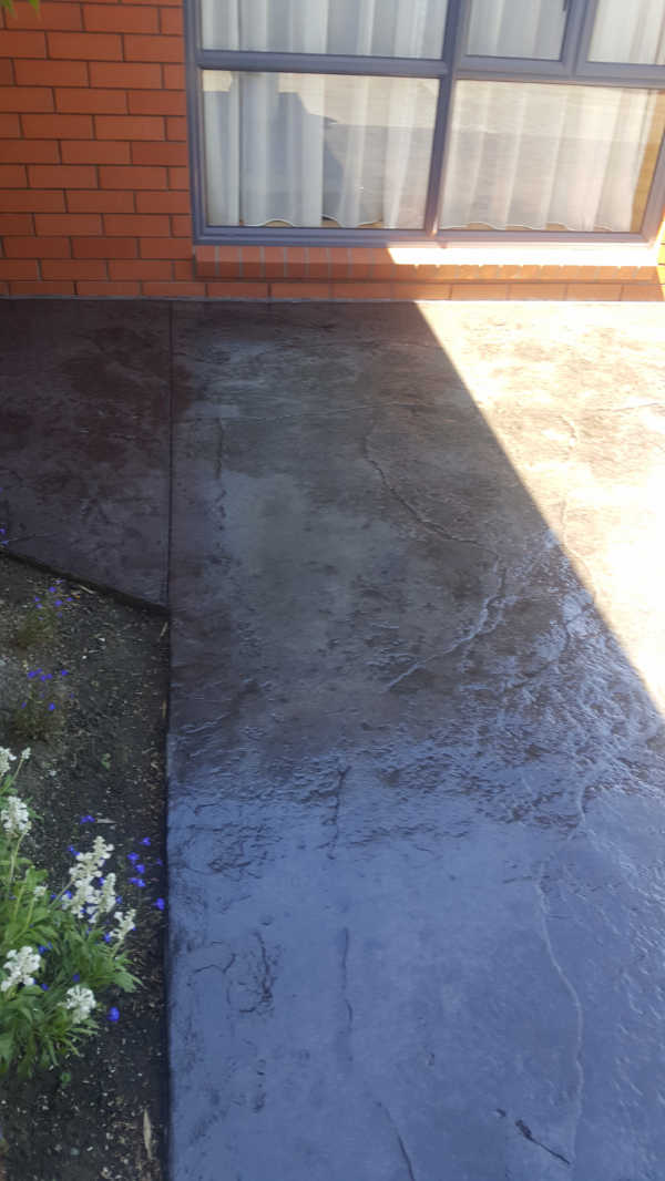 Concrete rejuvenation - Stamped concrete - Driveway, path and patio-12.jpg