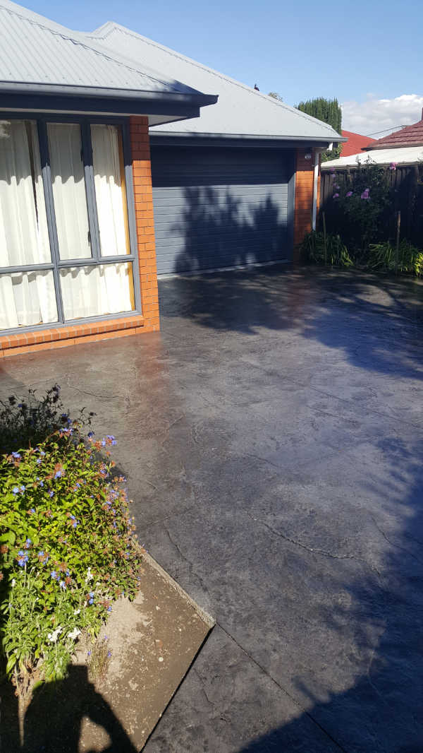 Concrete rejuvenation - Stamped concrete - Driveway, path and patio-17.jpg