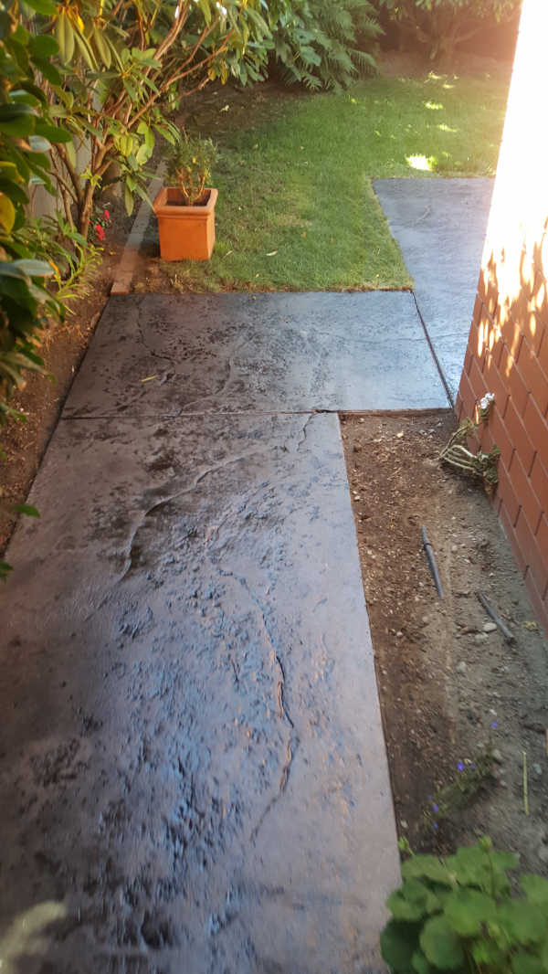 Concrete rejuvenation - Stamped concrete - Driveway, path and patio-20.jpg