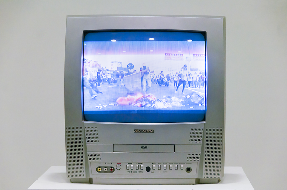 The More the Better.  응답하라 백남준 / Are You There Nam June Paik? Series.  5:47 loop.  Found media footage montage.