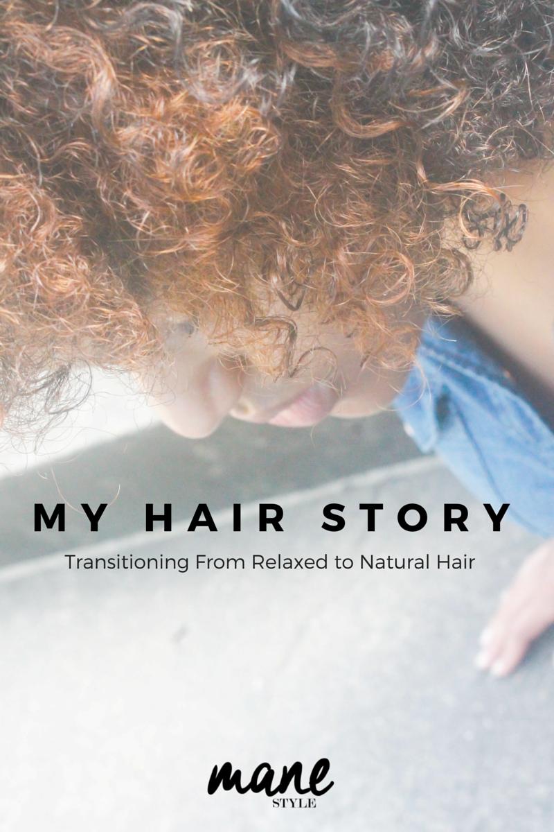 Mane Style Blog: My Hair Story