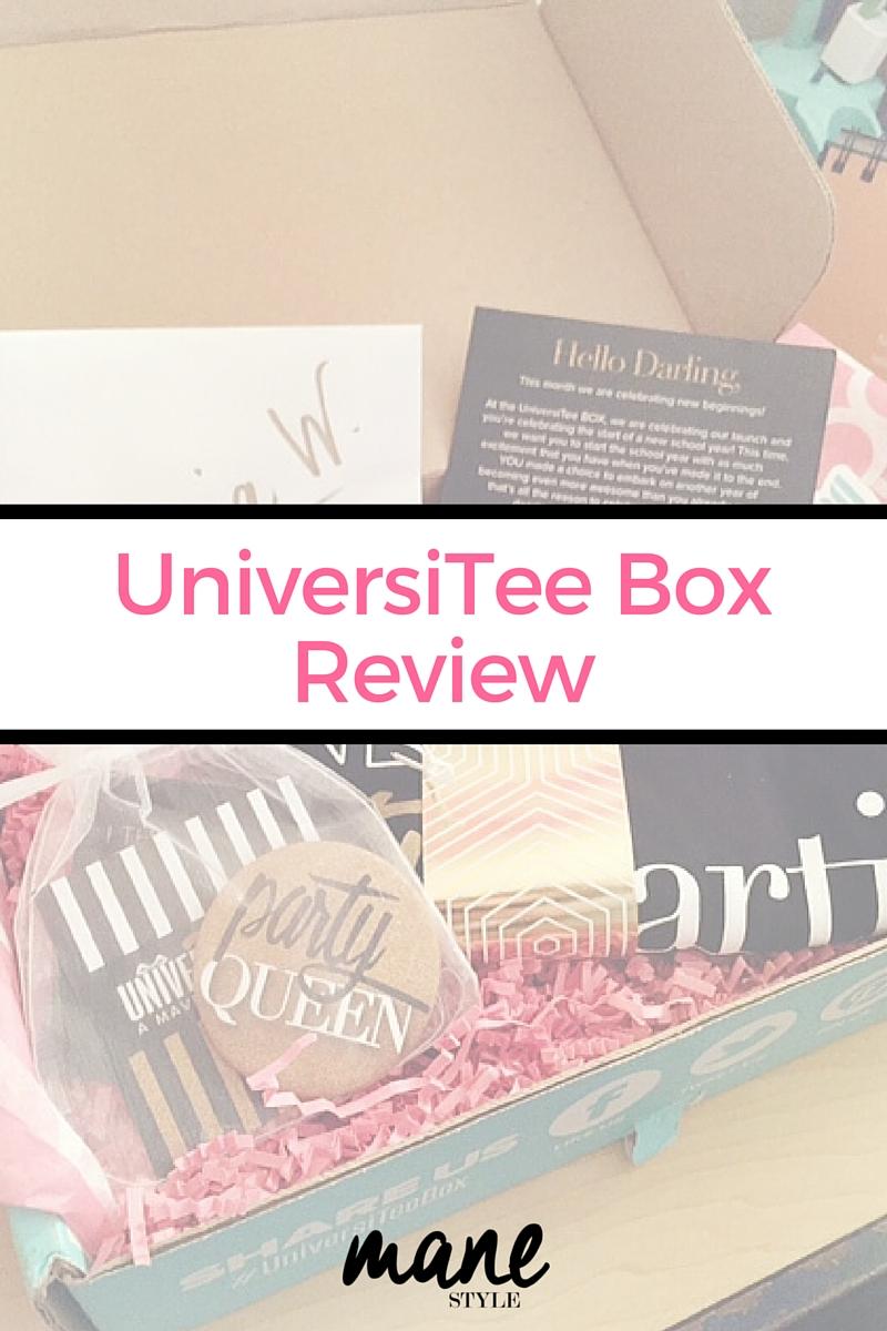 UniversiTee Review
