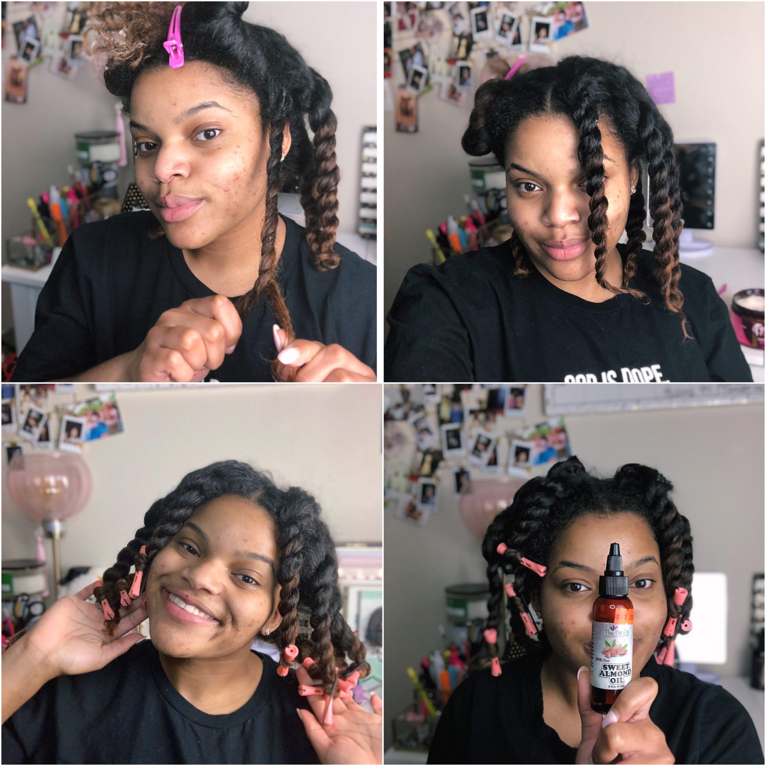 Mane Style Blog Natural Hair