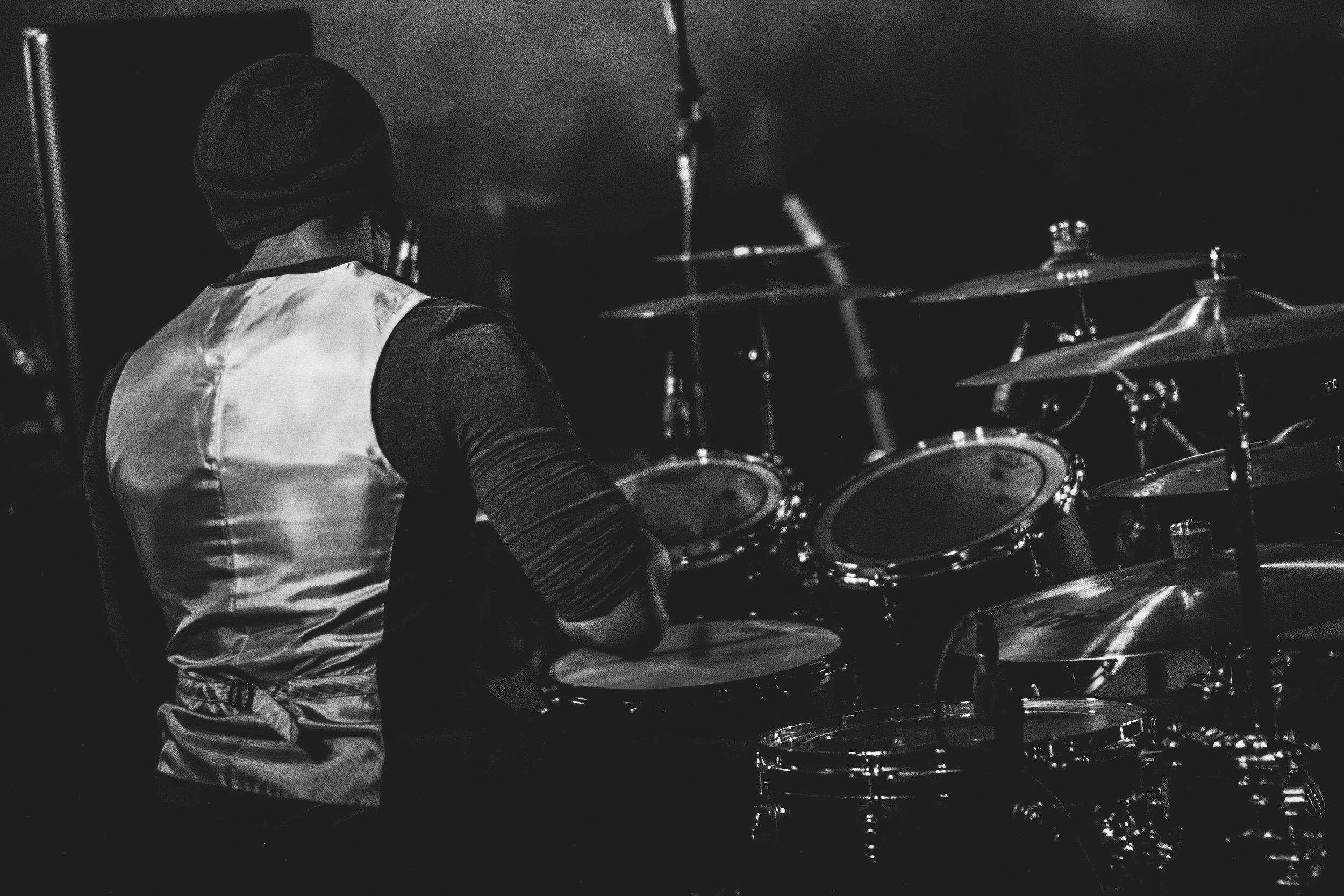 Eshton Loh - Drums