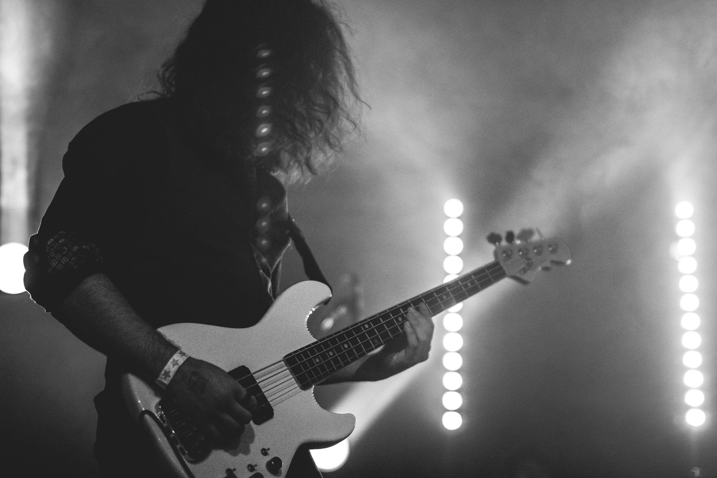 Alonzo Bustamante - Bass