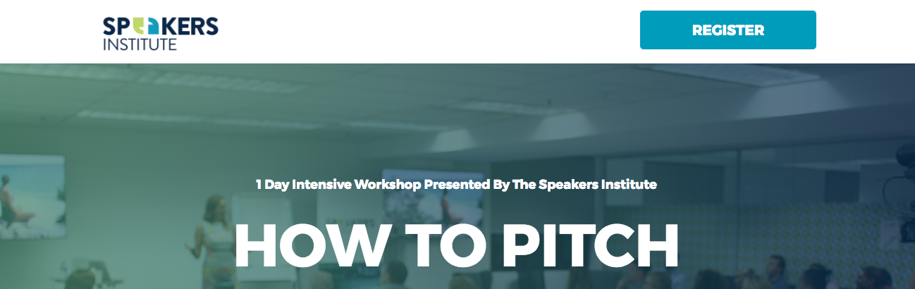 """Don't know how to pitch your idea to your manager, customer or investor?    Clueless to knowing the winning formula in communicating an elevator pitch when it matters?    How would you like to be able to effectively communicate your pitch to prospects, colleagues, and donors without having to use outdated or """"slimy""""sales tactics?     DOWNLOAD BROCHURE HERE:"""