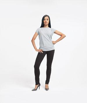 model stance