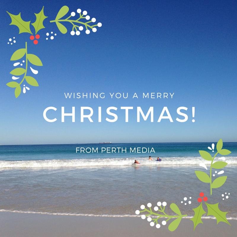 Greetings from Perth, Western Australia