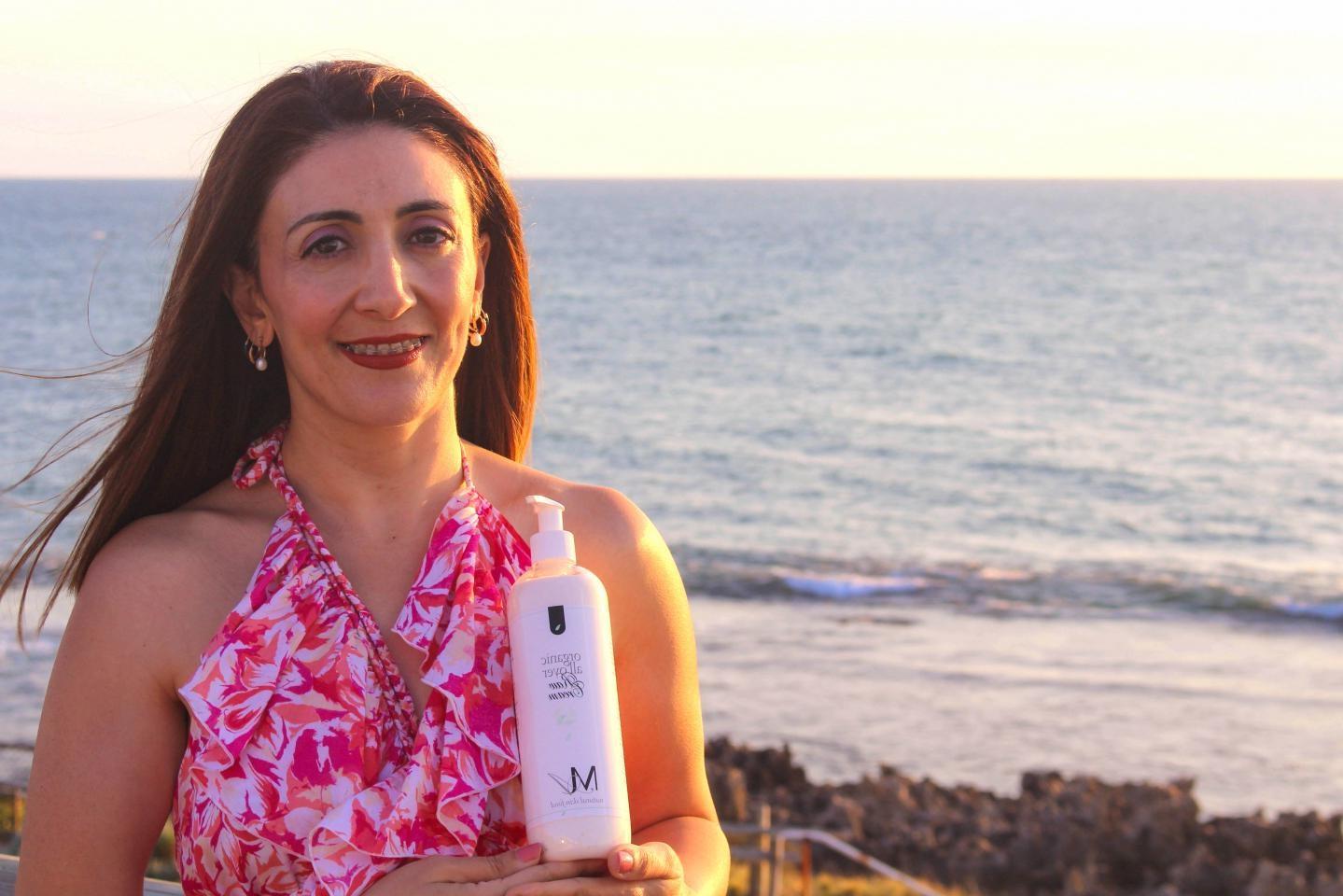 Perth Beauty Manufacturer Marina Ambrosia celebrates record sales -
