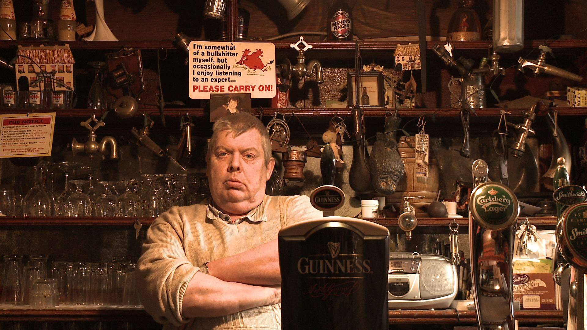Alex Fagan's The Irish Pub