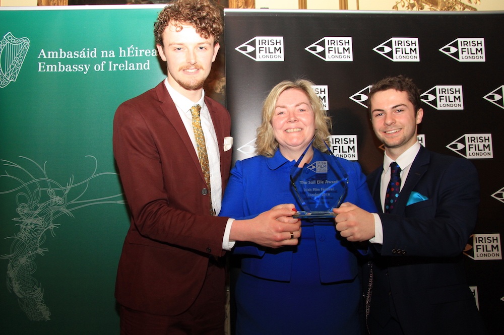 Suil Eile Award - The Young Offenders