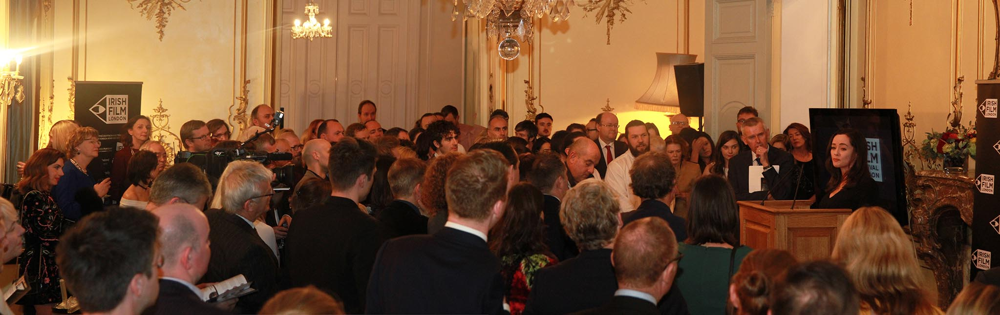 Irish Film London Awards 201