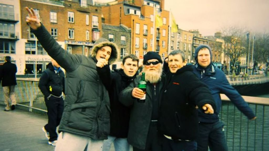 Capturing our Capital - Irish Film London