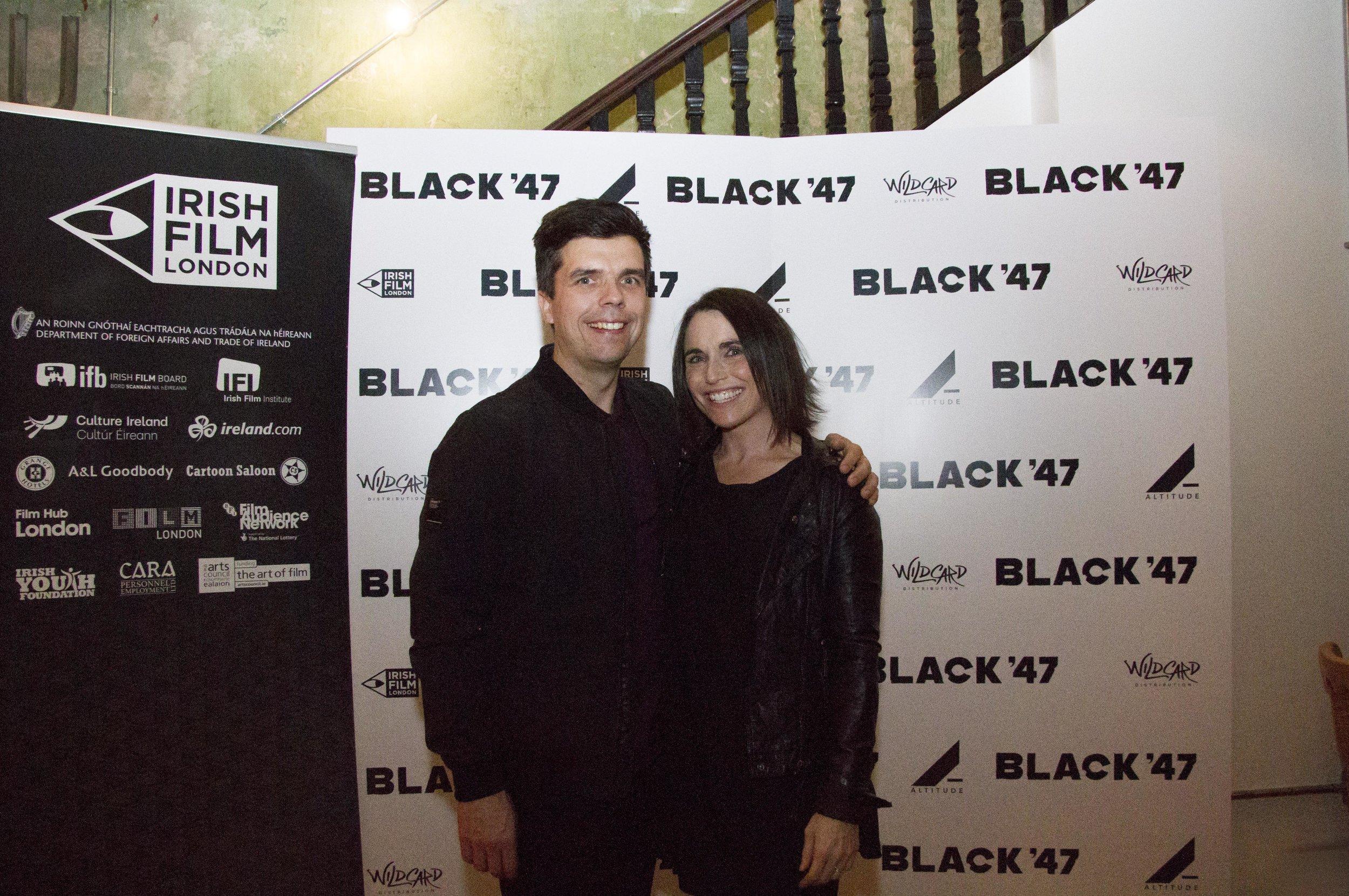Black 47 London Premiere 2018 Photos courtesy of Noel Mullen Irish Film London 47.jpg