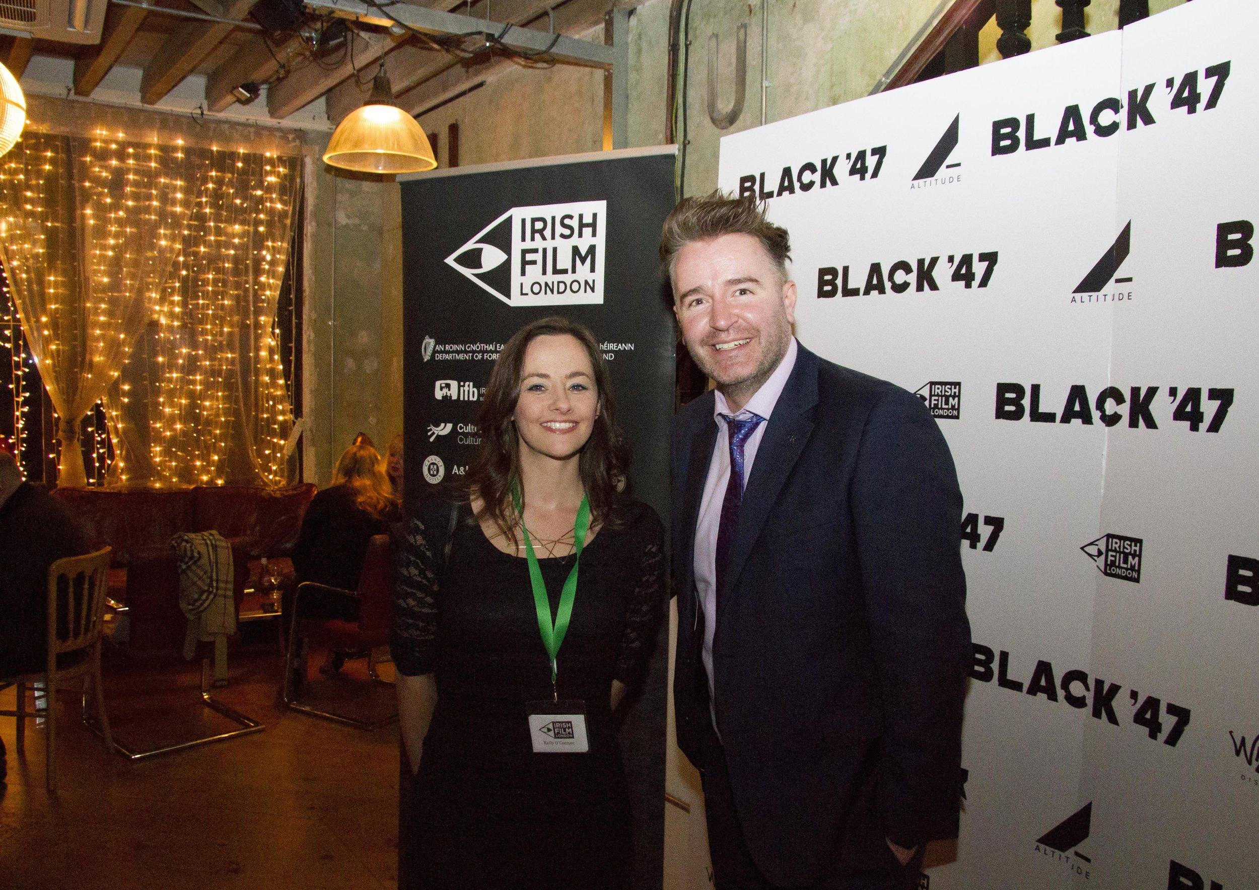 Black 47 London Premiere 2018 Photos courtesy of Noel Mullen Irish Film London 59.jpg