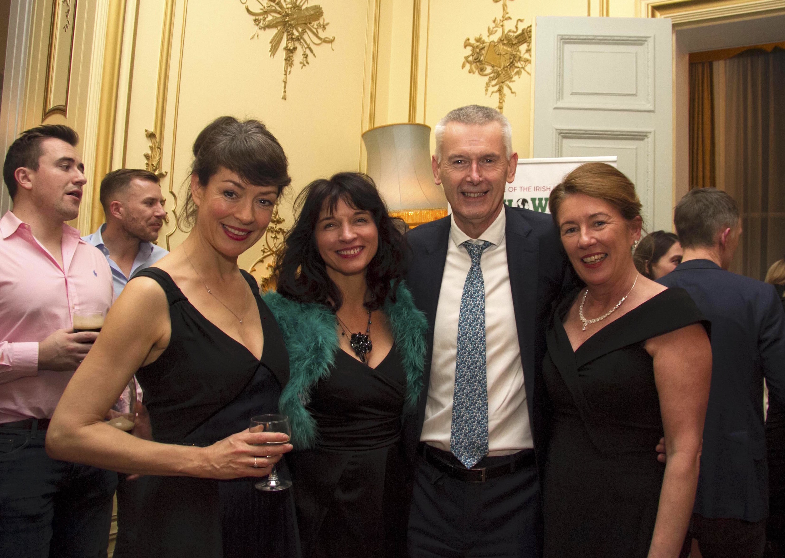 IFL Champions and the Ambassador Adrian O Neill and his wife Aisling.jpg