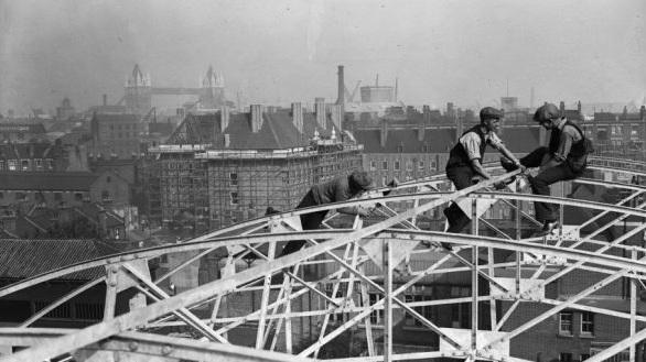 We Built this City - London - Dir: David O'Sullivan | Duration: 6 mins