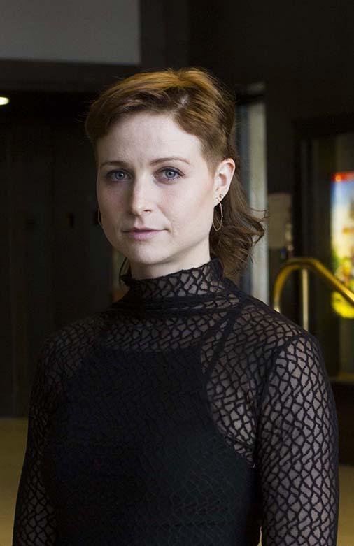 Irish Film London - Niamh Algar