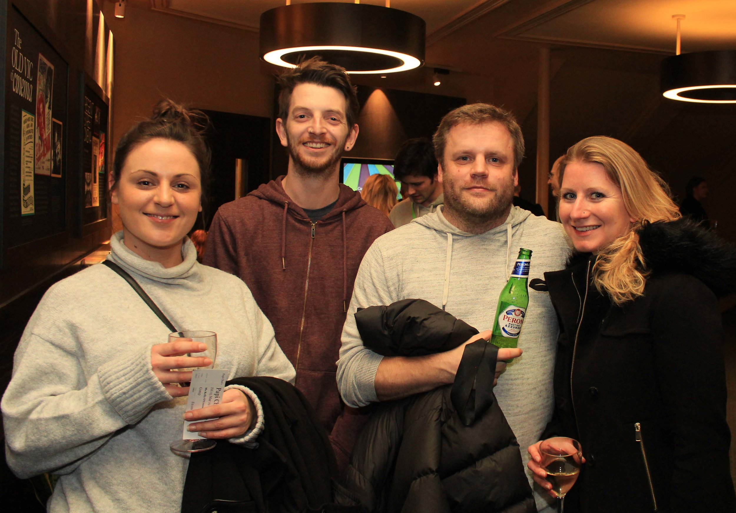 Irish Film London guests