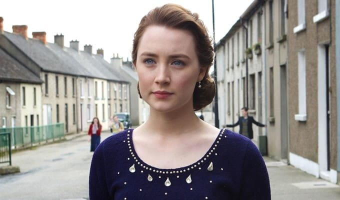 Saoirse Ronan in Brooklyn, screened at the Irish Film Festival London in 2015