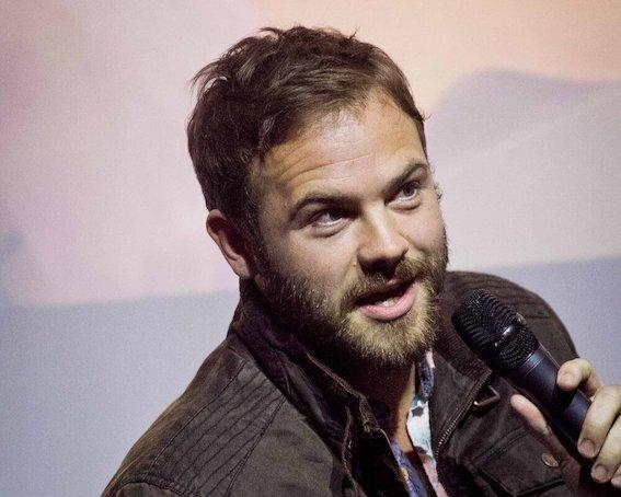 Moe Dunford at the Irish Film Festival London